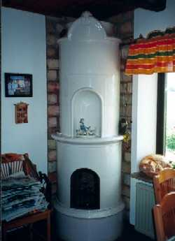 The history of Ceramic Stoves